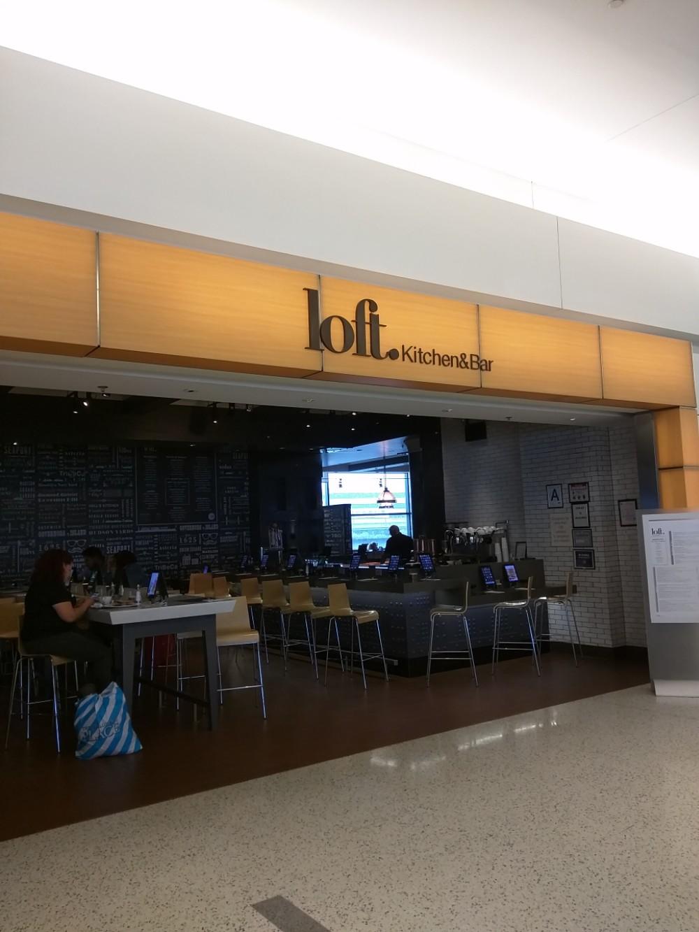 Loft Kitchen Bar Cuccino In T5